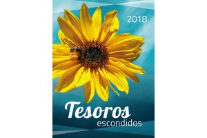 "Calendario ""Tesoros Escondidos"" 2018"